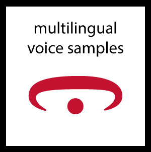 Multilingual Voice Samples
