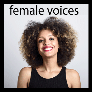 Female Voice Samples
